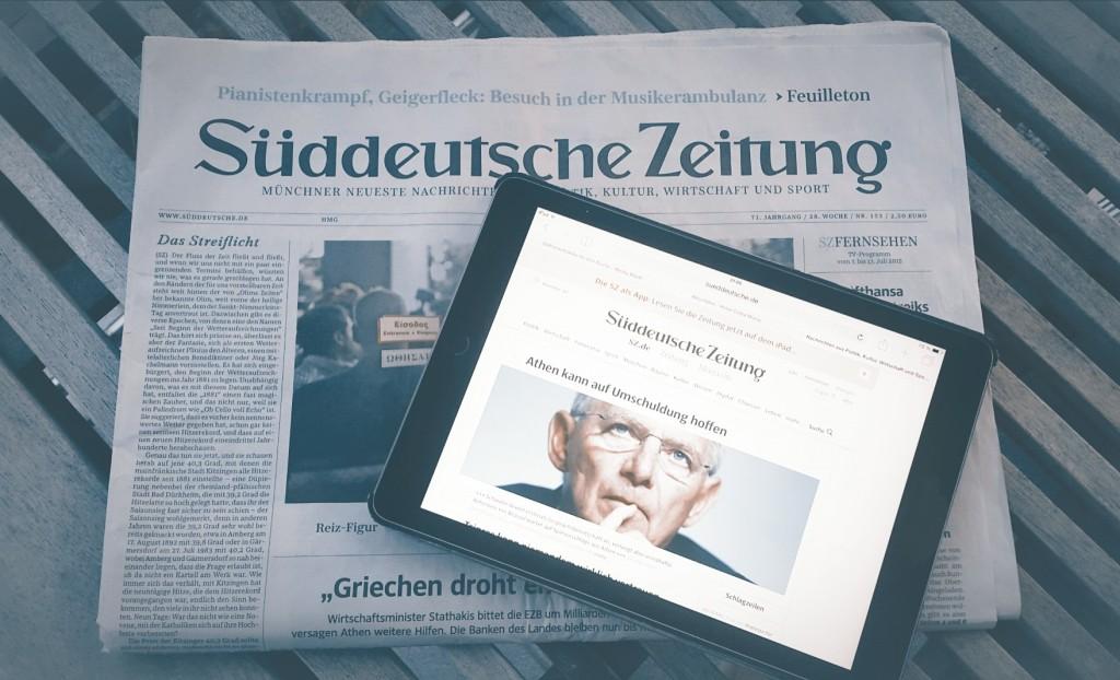 Zeitung_iPad